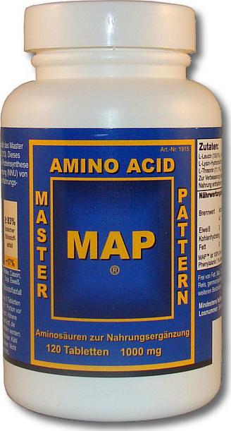 COMPRAR MASTER AMINOACID PATTERN MAP