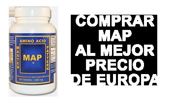 Comprar MAP Master Aminoacid Pattern